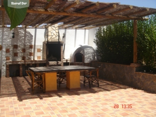 Casa rural casa rural venta real c mpeta m laga - Casa del barbecue ...