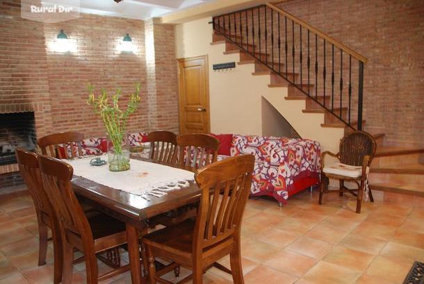 Casa rural casa el rincon y tova valencia for Casa decoracion valencia