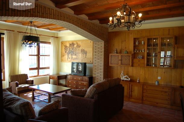 Casa rural casas rurales villa ngela jorquera albacete - Rehabilitacion de casas rurales ...