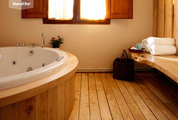 Casa rural aguas del bosque de taranes jacuzzi cangas de on s asturias - Cangas de onis casa rural con jacuzzi ...