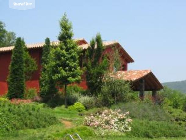 Casa rural mas cantallops croscat santa pau girona - Casa rural santa pau ...