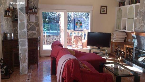 Casa Rural Casa Finca La Encina Navas De Riofrio Segovia