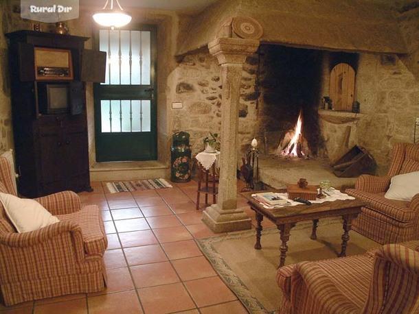Casa rural casa de marcelo padr n a coru a - Casas rusticas en galicia ...