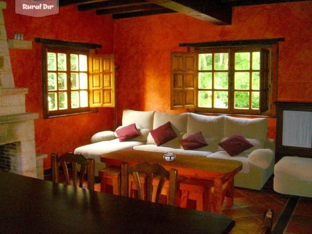 Casa rural valle de ur entrambasaguas cantabria - Casas rurales en aiguestortes ...