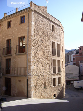 Casa rural les cases de l 39 agora bocairent valencia - Casas rurales bocairent ...