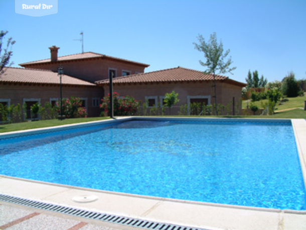 Casa rural casa la corza segurilla toledo - Casa rural toledo piscina ...