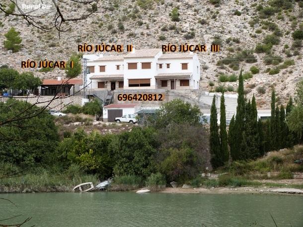 Casa rural casas rurales rio jucar ii alcal del j car - Casa rural rio jucar ...