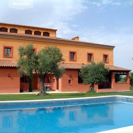 Casa rural olivar de las mangas calzada de oropesa toledo - Casa rural toledo piscina ...
