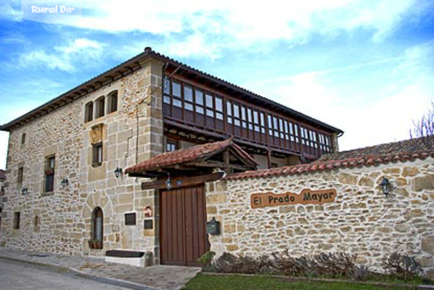Casa El Prado Mayor de la casa rural El prado mayor