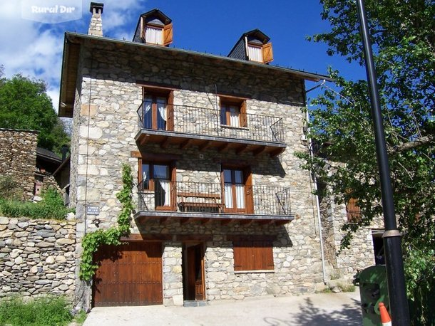Casa rural casa torellola 2 vall de bo la lleida - Casa rural vall de boi ...