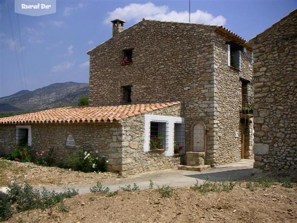 Casa rural mas de les casetes alicante alacant alicante - Casa rural mas rosello ...