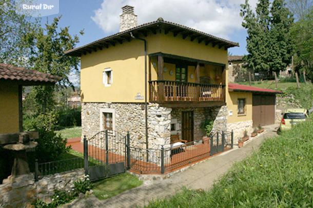 Casa rural el trebano pilo a asturias - Casas de aldea asturias ...