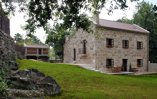 Casa rural casa da mui eira cambados pontevedra - Casa rural cambados ...
