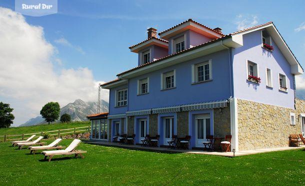 Casa rural hotel mirador del sella ribadesella asturias - Hotel casa junco ...