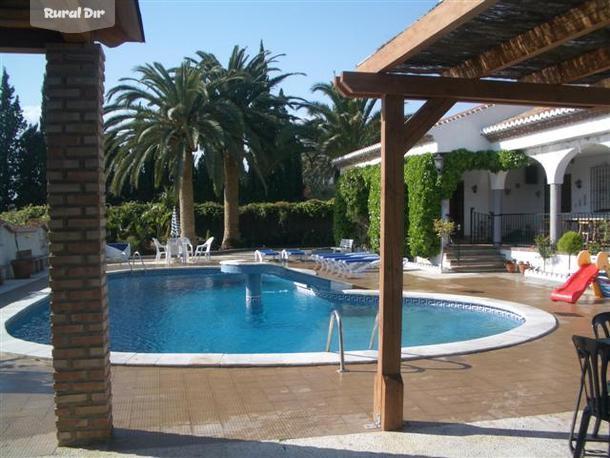 Casa rural finca cabrera motril costa tropical motril for Alquiler casa con piscina granada