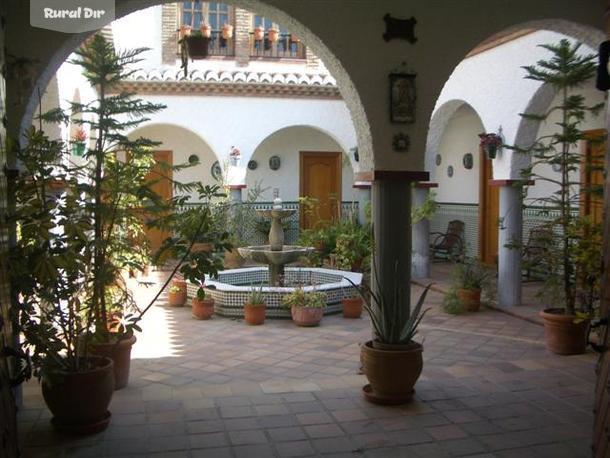 Casa rural finca cabrera motril costa tropical motril - Fotos patio andaluz ...