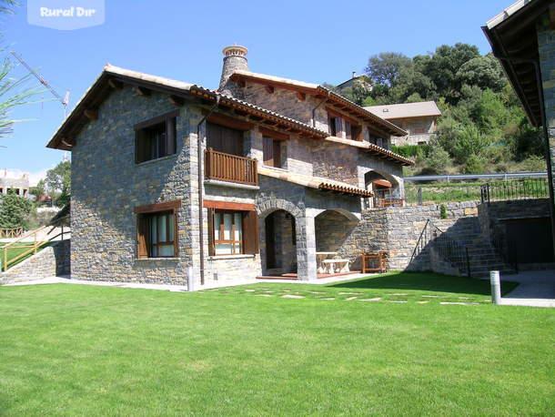 Casa Rural Casas Rurales Ordesa Pu Rtolas Huesca