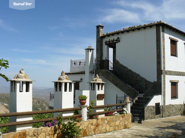 Casa rural casas rurales los macabes alpujarra de la sierra granada - Granada casa rural ...