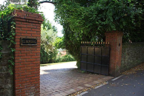 Entradas de casas de campo free diseo de puerta principal - Entradas de casas de campo ...