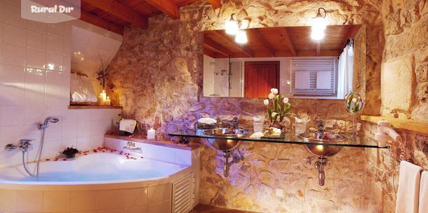 Baños Con Jacuzzi Pequenos:Casa Rural Cas Comte Petit Hotel & Spa Lloseta (Illes Balears)