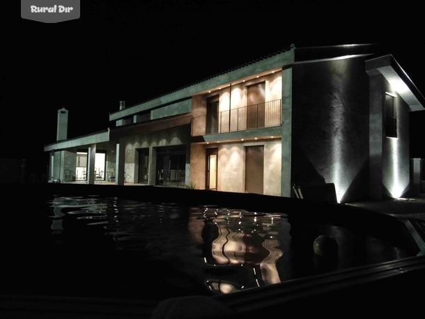 Casa rural la mansion alcal del j car albacete for Casa rural mansion terraplen seis