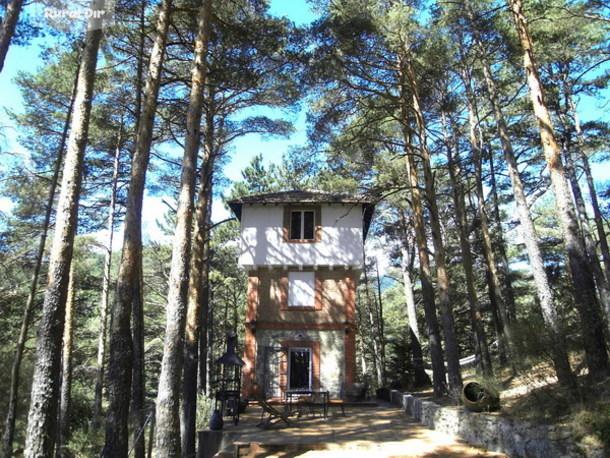 Casa rural la torre de cercedilla cercedilla madrid - Casas en cercedilla ...