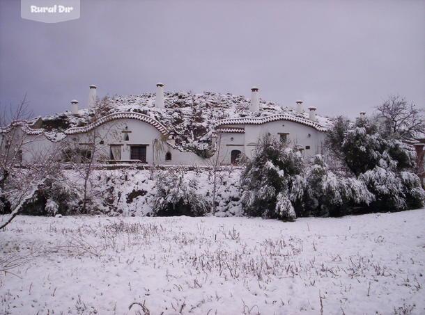 Casa rural cuevas la chumbera guadix granada - Casa rural guadix granada ...