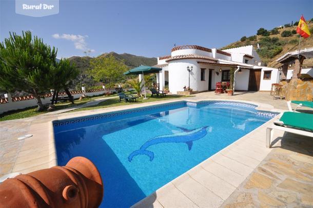 Casa Rural Villa lolona. Frigiliana (Málaga)